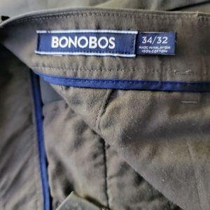 NWOT Bonobos Slim Fit Slacks